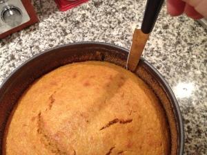 torta di carote sofia