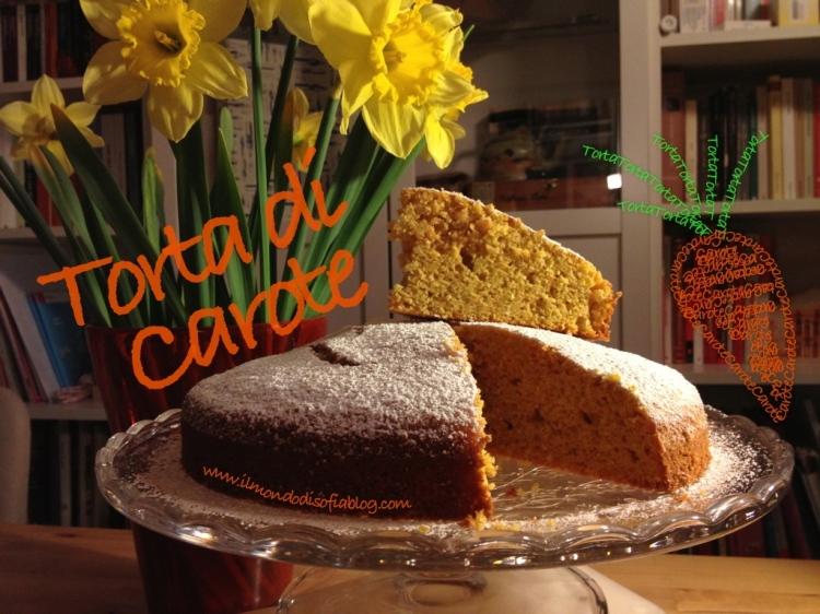 torta di carote il mondo di sofia blog
