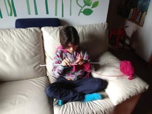 lezione di maglia
