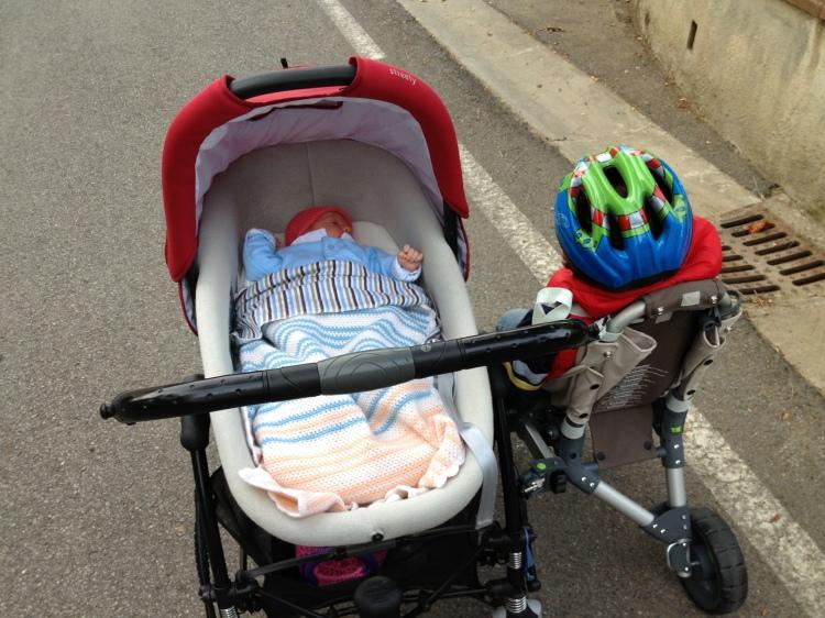 sidecar buggy pod