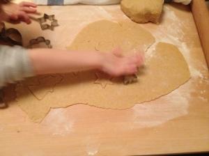 biscotti semplici di natale