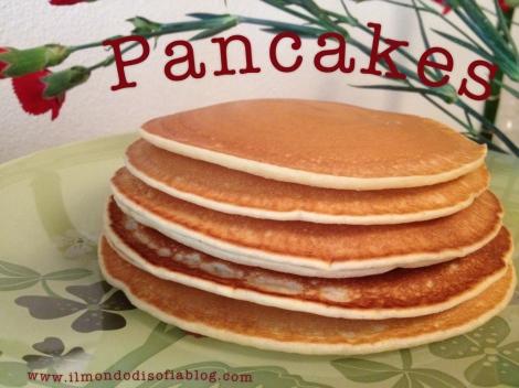 Pancakes il mondo di sofia blog