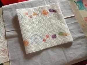 sacchetti stoffa con nome