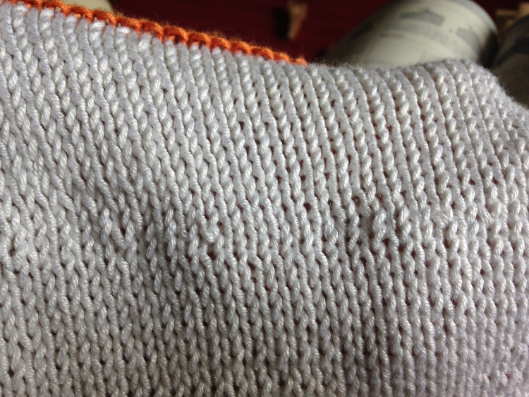 grafting o punto maglia
