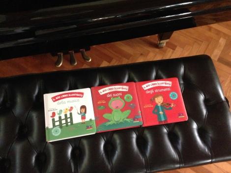 libri musica bambini